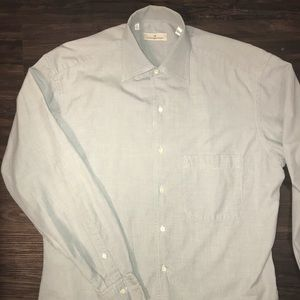 Ermenegildo Zegna Dress Shirt- Made in Spain